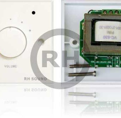 RH Sound HT 304 - Regulator głośności