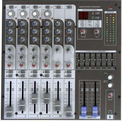 RH SOUND MC-8002Q