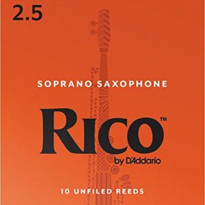 Rico liście zapewnia saksofonu grubość 1.5(3sztuki) RIA1025
