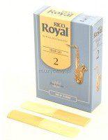 Rico Royal 2.0 stroik do saksofonu tenorowego