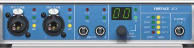 RME FIREFACE UCX - Interfejs Audio USB / FireWire + kurs domowe studio nagrań 65397