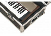 Rockcase Rockcase RC-21730-B Flight Case Keyboard 145 x 49 x 20 cm 57 1/16 x 19 5/16 x 7 7/8 black futerał do keyboardu