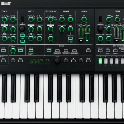 Roland SYSTEM-8 - PLUG-OUT SYNTHESIZER
