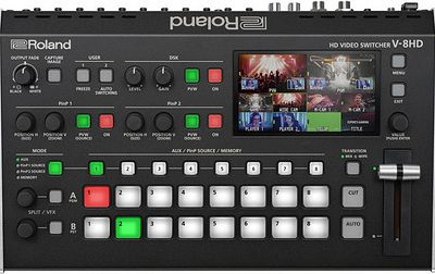 Roland V-8HD Video Switcher