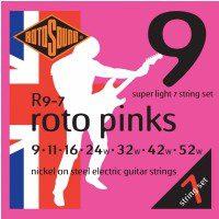 Rotosound R-9-7 struny do gitary elektrycznej 9-52