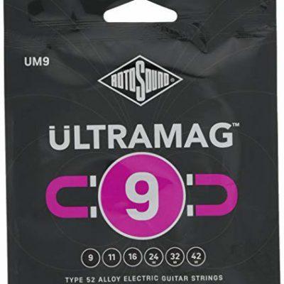Rotosound UM9 Ultramag struny do gitary elektrycznej | 9-42 UM9