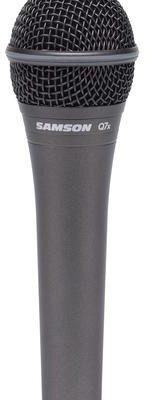 Samson Q7x - Profesjonalny Dynamiczny Mikrofon Wokalny 24477