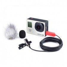 Saramonic Mikrofon SR-GMX1 do GoPro HERO 4 3+ 3 1770_SARAMONIC-SR-GMX1