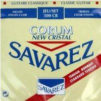 Savarez 500CR Corum - New Cristal