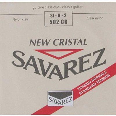 Savarez savarez savarez gitary za klasycznie-gitara New Cristal francorum H2 502CR (2nd)