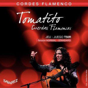 Savarez T50R Tomatito struny do gitary klasycznej