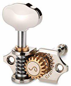 Schaller Mechanizm blokujący GrandTune 3 lewy / 3 prawy, nikiel 10510123.41.30