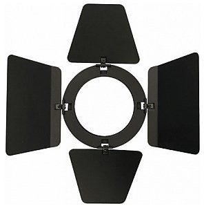 Showtec Barndoor for LED Compact studiobeam black 42477