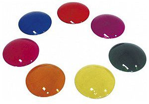 Showtec Colour Cap Yellow for Par 36 30210YE