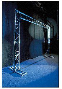 Showtec Mobile DJ Truss Stand, Rampa sceniczna bramka bisystem 70148