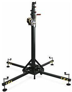 Showtec MT-150 Wieża sceniczna z windą Mammoth Stands 5,30m 70863