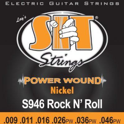 SIT s946power Wound spódnica-N-Roll strun gitara elektryczna S946