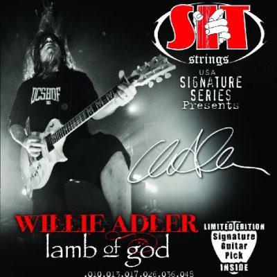 SIT SS-s1048wl Willie Adler strun gitara elektryczna SS-S1048WA