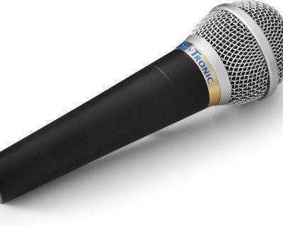 Skytec Dynamiczny mikrofon z 5 metrowym kablem XLR Sky-173.457