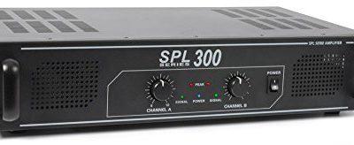 Skytec SPL 300 wzmacniacz audio 178.785