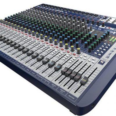 Soundcraft Signature 22 - mikser audio