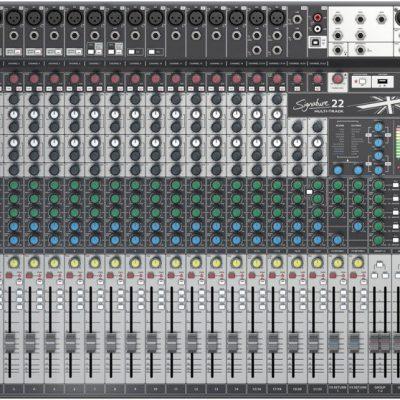 Soundcraft Signature Multitrack 22