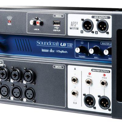 Soundcraft Ui 12 - mikser audio