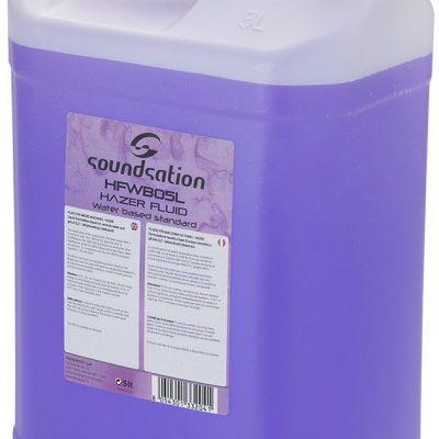 SoundSation Soundsation HFWB05L - płyn do wytwornicy dymu 5l  -  NEGOCJUJ CENĘ TEL 32 729 97 17