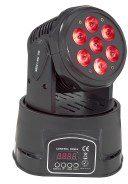 Soundsation Soundsation MHL-10W-7-RGBW-MKII głowa LED