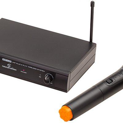 SoundSation WF-U11HD - system bezprzewodowy UHF