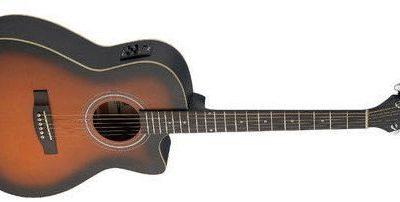 Stagg SA30ACE-BS - gitara