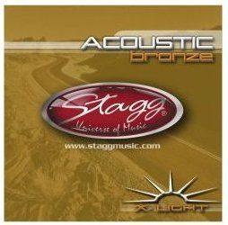 Stagg SAC1048 struny do gitary akustycznej