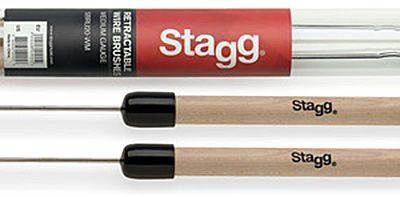 Stagg SBRU20-WM ? miotełki perkusyjne