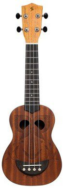 Stagg US-TIKI EH - ukulele sopranowe