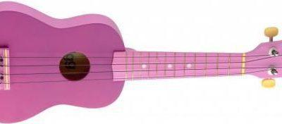 Stagg US-VIOLET - ukulele sopranowe