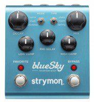 Strymon Blue Sky reverb efekt do gitary elektrycznej
