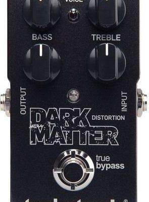 t.c. electronic Dark Matter Distortion