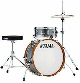 Tama Club Jam Mini Kit 2-częściowy - Galaxy Silver (LJK28S-GXS) LJK28S-GXS