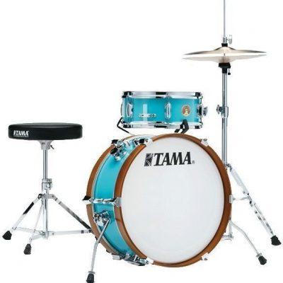 Tama LJK28S Club-Jam Mini Shell Kit Aqua Blue