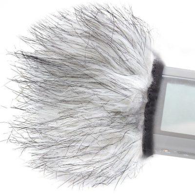 Tascam BOYA BOYA BY-WS9 - Osłona przeciwwiatrowa WS9 furry jest przeznaczona do przenośnych rejestratorów cyfrowych tj. OOM H4N, H5, H6, DR-40, DR-05...