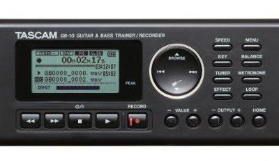 Tascam GB-10akcesoria gitarowe Trainer/odtwarzacze DVD FBA_GB-10