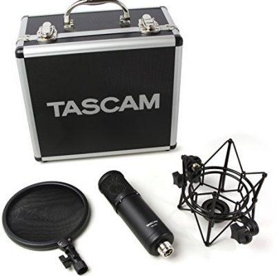 Tascam TM-280duża membrana Studio mikrofon TM-280