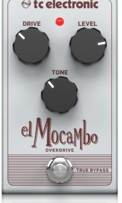 TC electronic El Mocambo Overdrive - Efekt typu overdrive