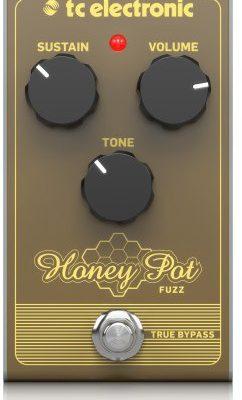 TC Electronic TC Electronic Honey Pot Fuzz Efekt typu Fuzz