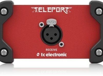 TC electronic Teleport GLR Odbiornik systemu Teleport