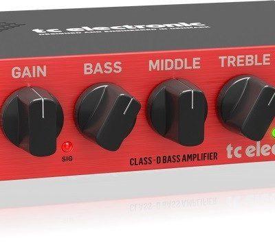 TC Electronics BAM200 Wzmacniacz do gitary basowej