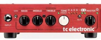 TC Electronics TC BH250 Wzmacniacz Basowy