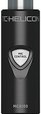 TC-Helicon TC HELICON MCA100 Mic Control Adapter