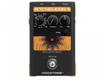 TC Helicon VoiceTone E1 Echo/Delay