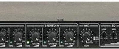 Topp Pro Topp Pro TP SPA12 - pasywny mikser analogowy
